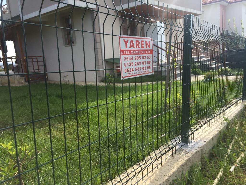 yaren tel çit